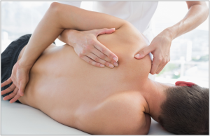 Therapie Schulterbehandlung